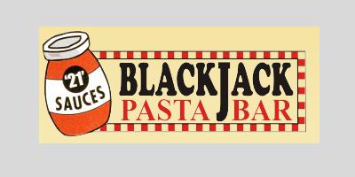 Blackjack pasta bar