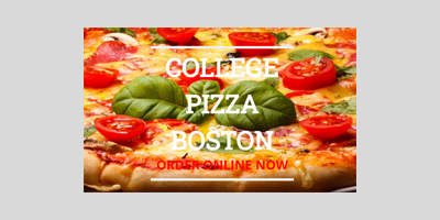 College Pizza